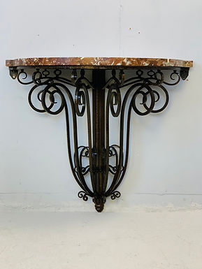 Art Deco Consol Table (Italy)