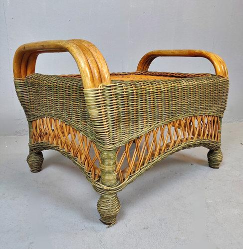 Mid Century Vintage Foot stool