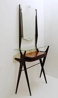 Italian Console Table - 1950s