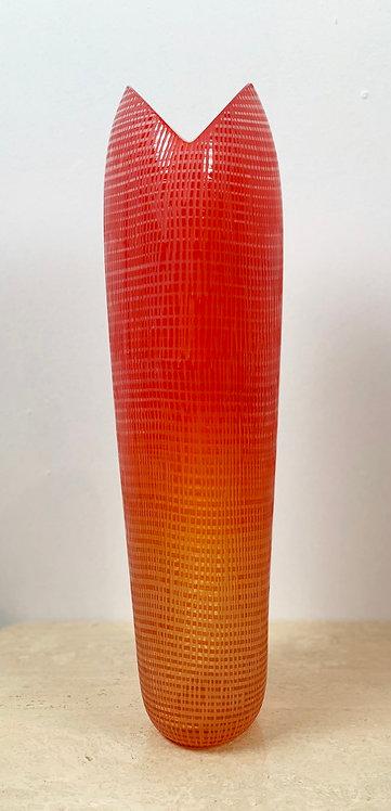 """1990's """"Peoci"""" Vase by Antonio Da Ros Cenedese"""