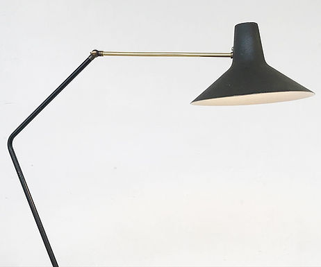 Mid Century Tripod Lamp