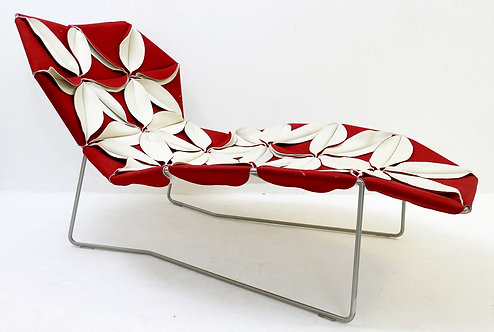 "Modern ""Antibodi"" Lounge Chair"