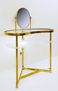 1950's Dressing Table by Luigi Brusotti