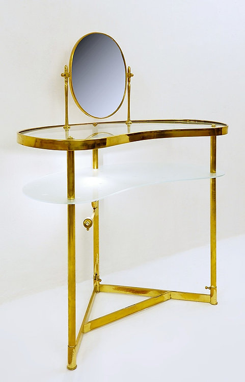 1950's dressing table by Luici Brussotti