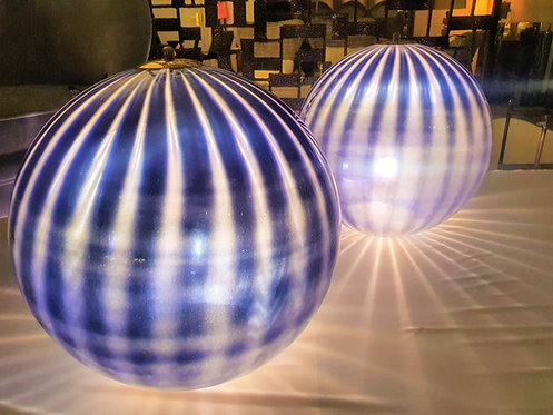 Murano Glass Babel Lamps