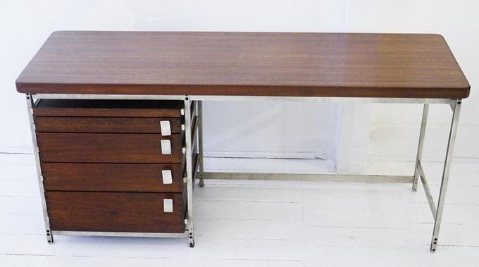 1950's Mid Century Writing Desk by Julian Wabbes