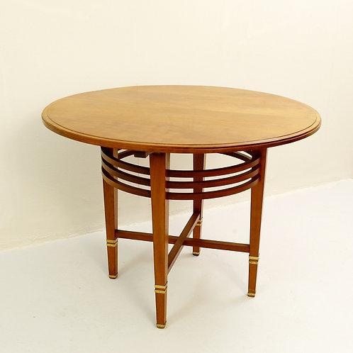 Mid Century Table by Gustav Serrurier