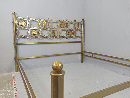 Mid Century Bed (Italy)