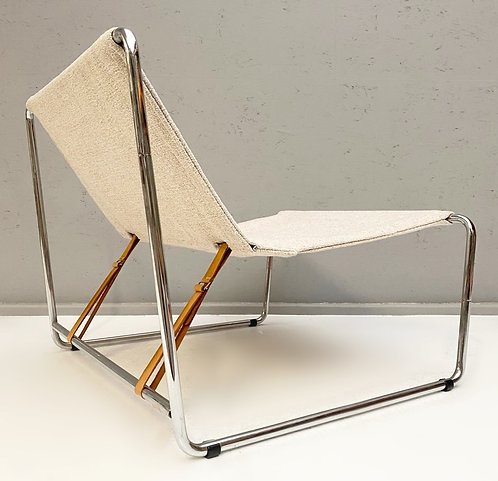"""Lounge Chair """"Apollo"""" By Claude Courtecuisse For Steiner"""