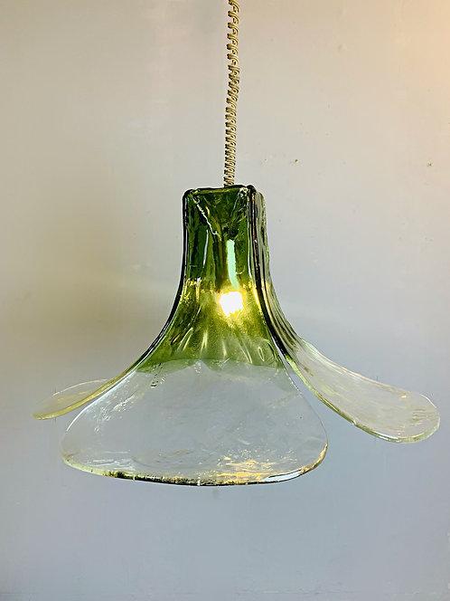1960's pendant lamp by Carlo Nason