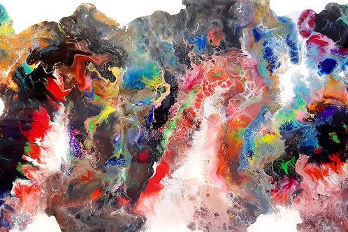 10 colour blowout
