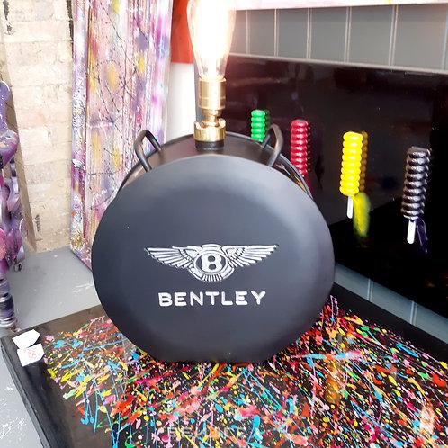 Bentley lamps pair
