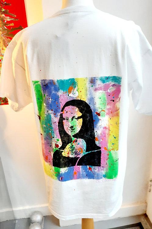 Mona  tee shirt