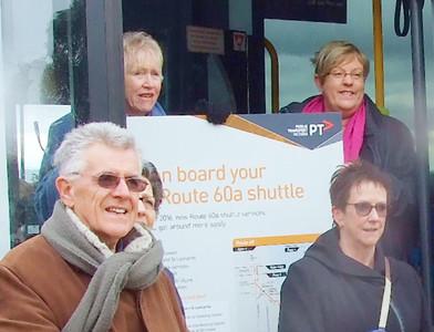 Shuttle Bus La