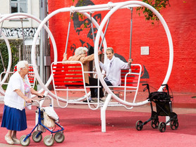 Playgrounds for the Elderly