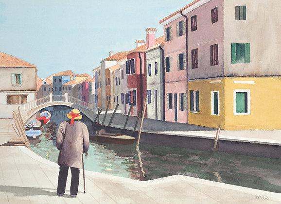 Borano, Venice Italy