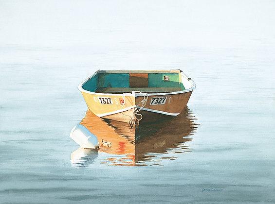 Single Row Boat