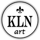 kathrynlnovak.com-artists-website-logo, KLNart logo