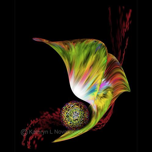 Calla Lily, Open Edition Art Print