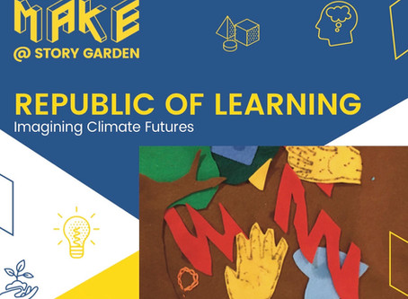 Republic of Learning 4: Imagining Climate Futures