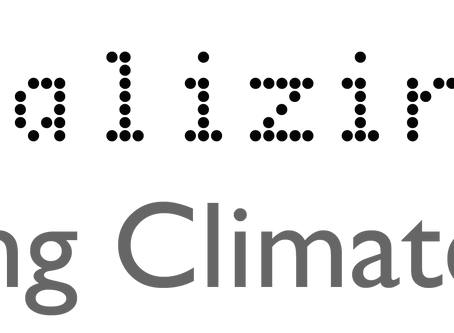 Materializing Data, Embodying Climate Change