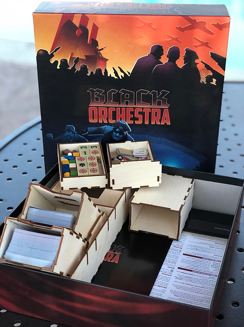 Black Orchestra Bundle