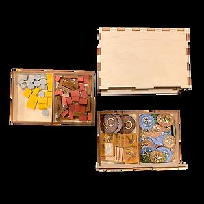 Stone Age Organized - Double Split Drawe