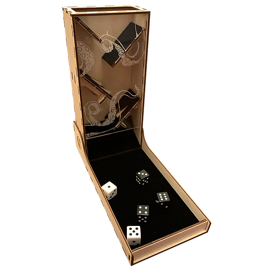 Table Dice Tower