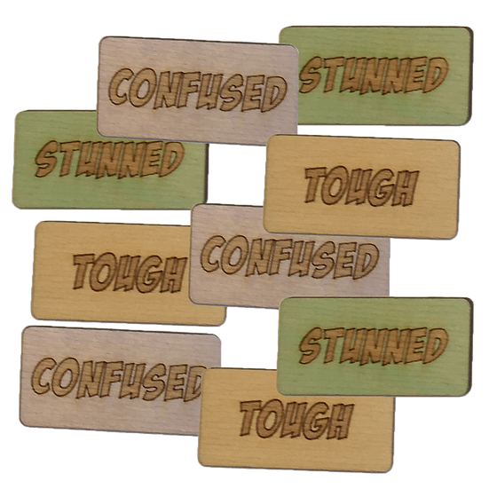 Marvel Champions Condition Tokens