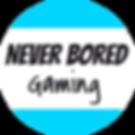 Never Board Gaming (Circle).png