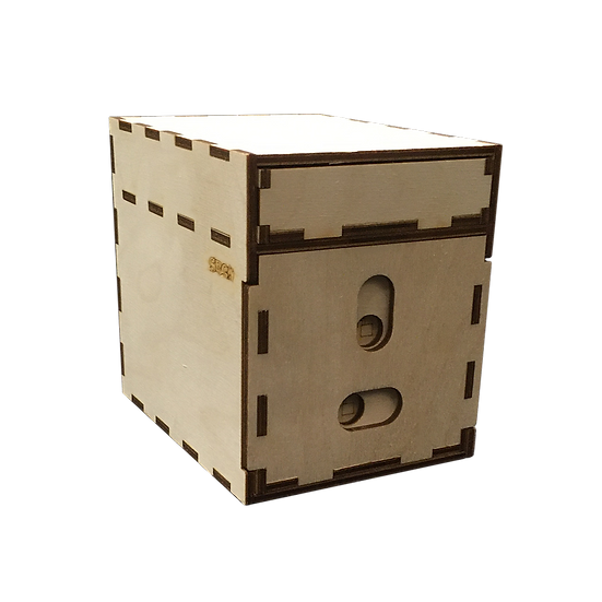 Deck Box with Removable Drawer