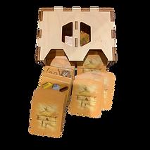 Stone Age Organized - Single Mini Card I