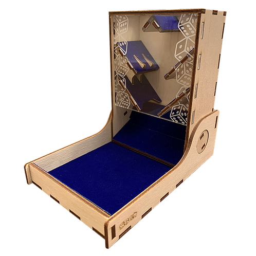 Personal Dice Tower