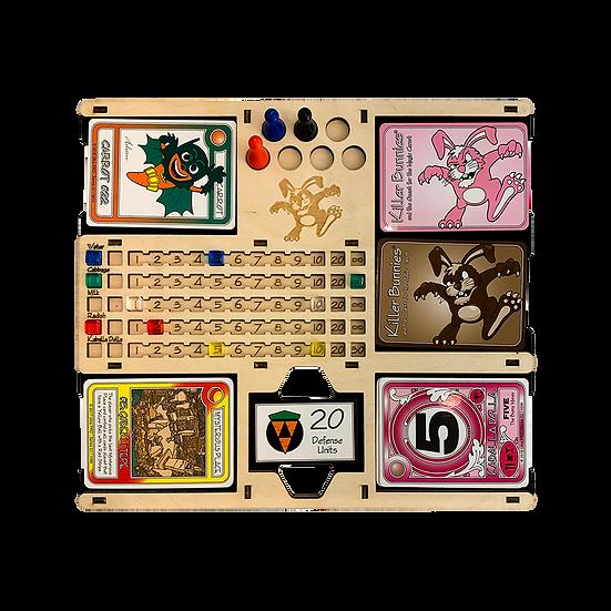 Killer Bunnies Player Board