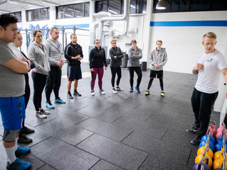 Nybegynnerkurs CrossFit i april