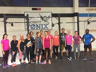 Nybegynnerkurs CrossFit i januar
