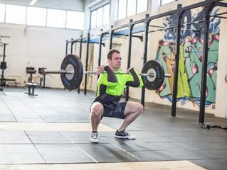 Kom i gang med CrossFit i februar