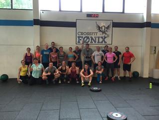 Nybegynnerkurs CrossFit i september