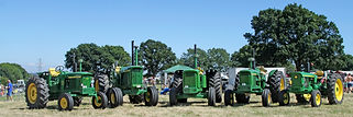 Tractors in the Small Arena.JPG