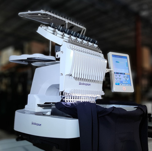 Embrodiery Machine for home