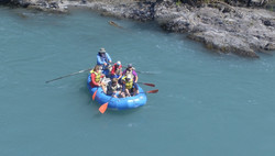 Rafting the Hoh River