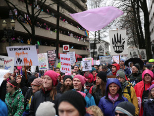 Trouble Makers - Why I Marched on January 21, 2017
