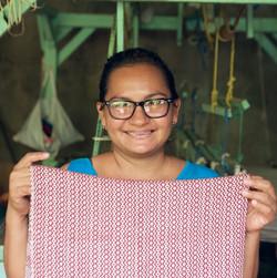 Talented weavers
