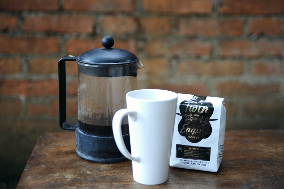 Twin Engine Estate Blend Coffee