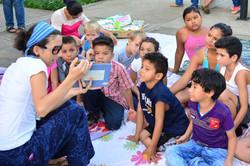 Viva León Leyendo in Nicaragua