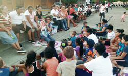 Group of Readers Sutiaba, Nicaragua