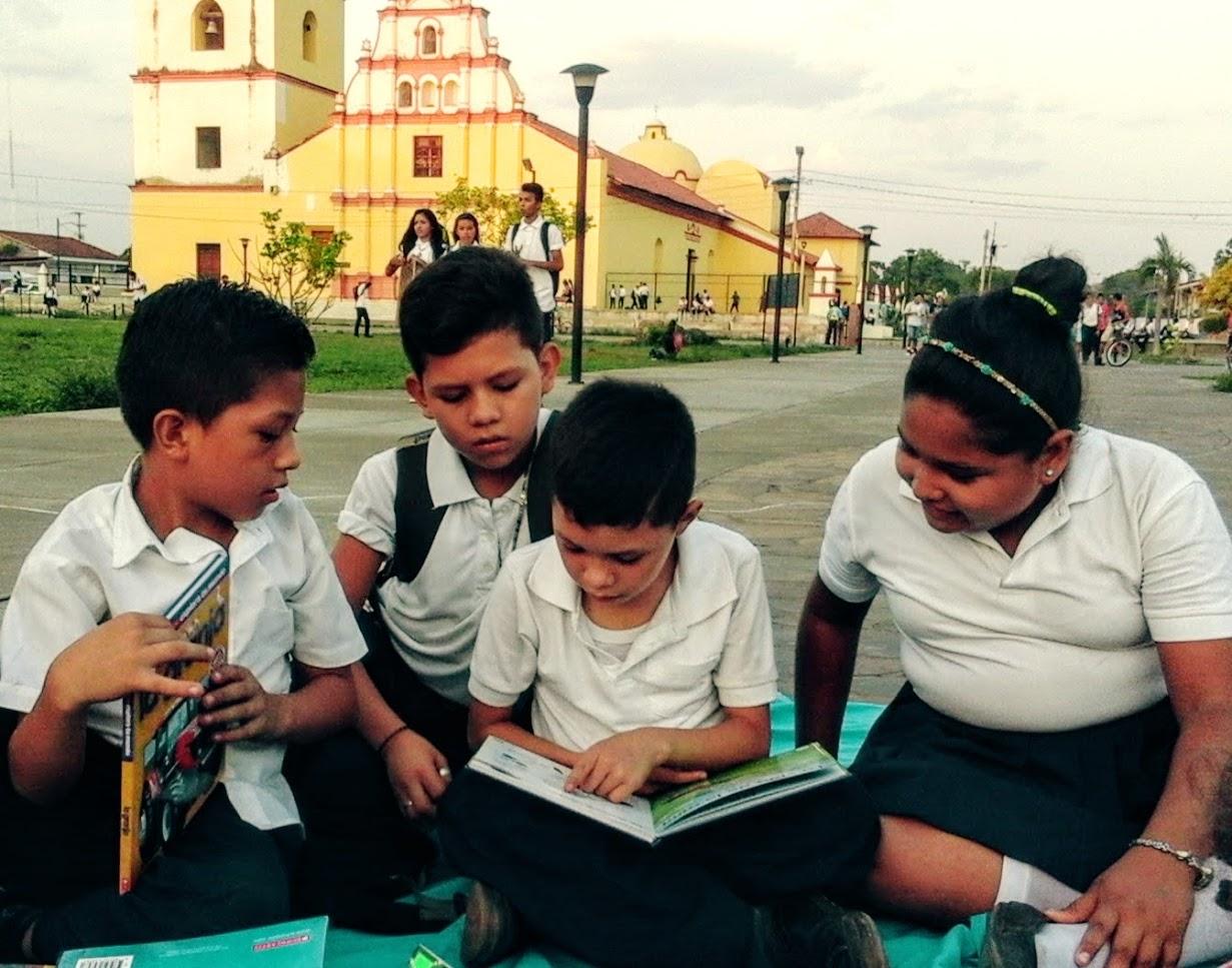 Literacy Program in León, Nicaragua
