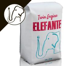Twin Engine Coffee - Elefante