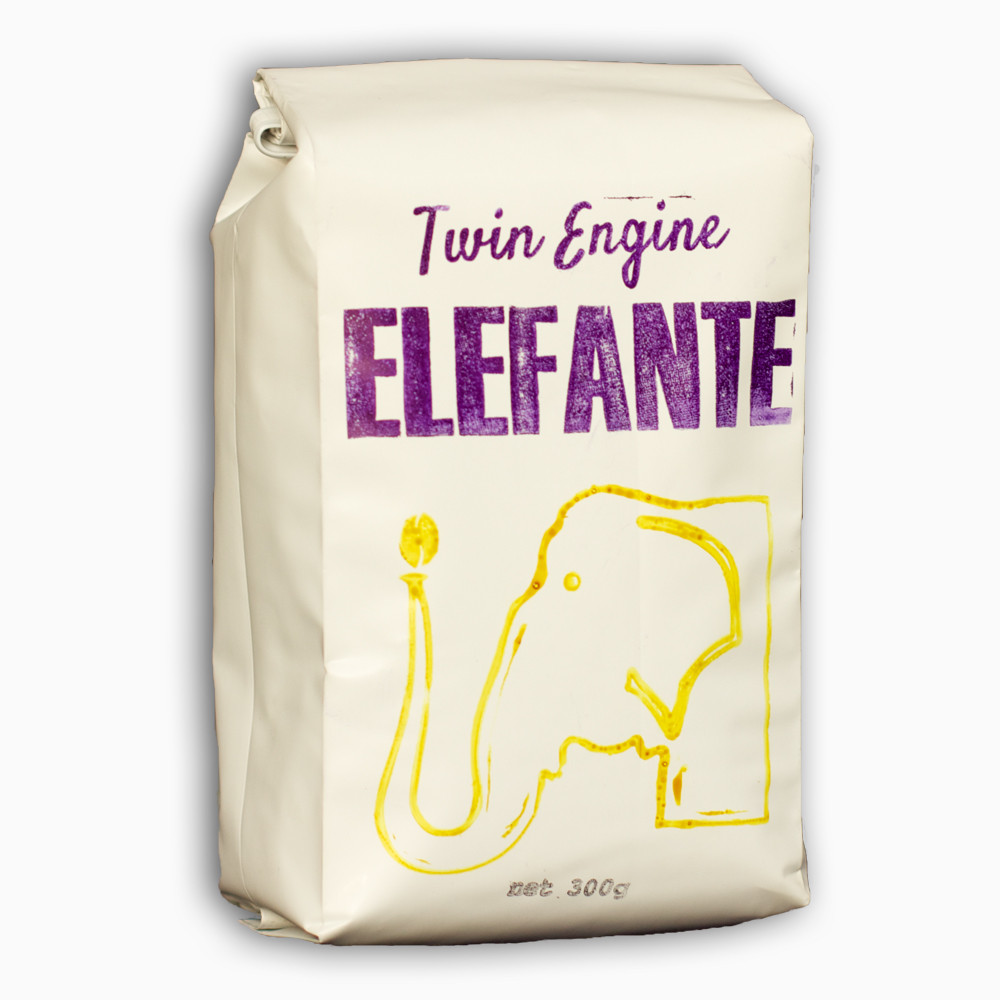 Twin Engine Elefante Reserve Coffee