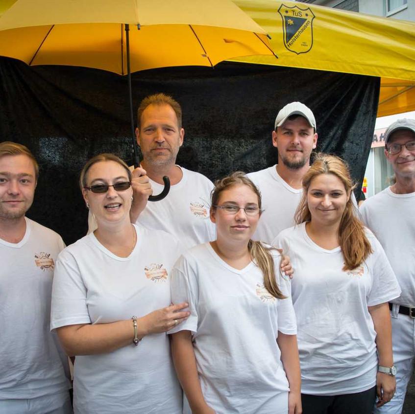 Das Team von Del Tedesco